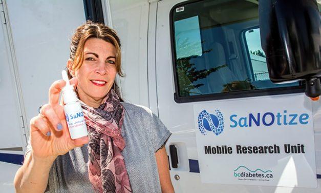 Corona வை வெல்லும் Nasal Spray அறிமுகம்: SaNOtize